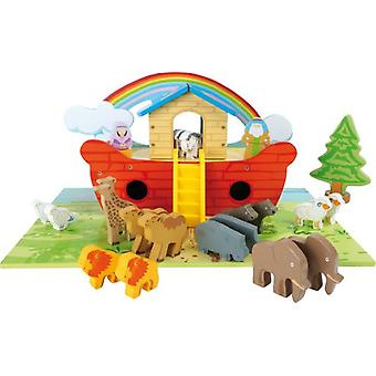 Legler Wooden NoahS Ark Play Set (Toys , Preschool , Playsets , Vehicles)