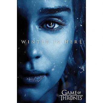 Game Of Thrones Poster Daenarys 290