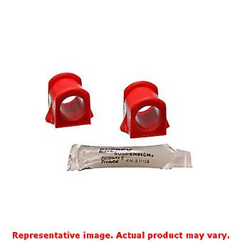 Energie schorsing Sway Bar bus Set 7.5118R rood Front Fits: NISSAN 1995-199