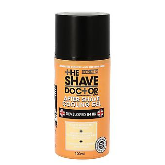 The Shave Doctor After Shave Cooling Gel 100ml