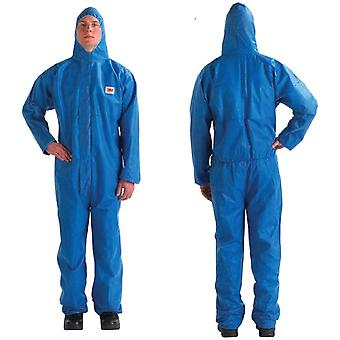 3M 4515Bxl 3M 5/6 X/Large Coverall Blue Type