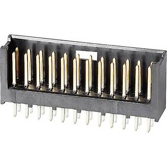 Pin strip (standard) AMPMODU MOD II Total number of pins 36 TE Connectivity 281019-2 Contact spacing: 2.54 mm 1 pc(s)