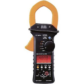 Clamp meter, Handheld multimeter Digital Keysight Technologies U1212A Calibrated to: Manufacturer's standards (no certif