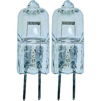 HV halogen 33 mm OSRAM 12 V G4 20 W Warm white EEC: C Pin base dimmable 2 pc(s)