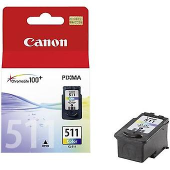 Canon Ink CL-511 Original Cyan, Magenta, Yellow 2972B001