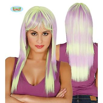 Guirca Long Yellow Long Hair Wig (Babies and Children , Costumes)