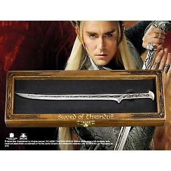 Thanduil Sword Letter Opener from The Hobbit The Desolution Of Smaug