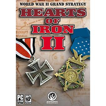 Hearts of Iron II (PC) - Factory Sealed