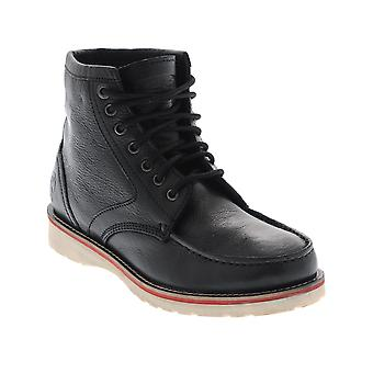 Jesse James Black Sturdy Boots
