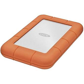 LaCie Rugged Mini 2.5 external hard drive 2 TB Silver, Orange USB 3.0