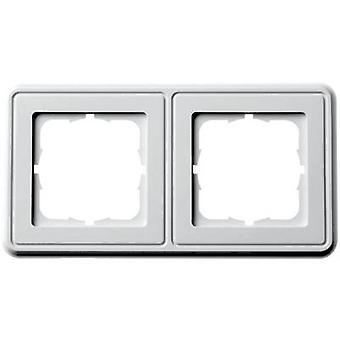 Bracket double Telegärtner B00005A0009Y Alpine white