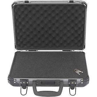 Basetech 1409411 Universal Tool box (empty) (W x H x D) 330 x 90 x 230 mm