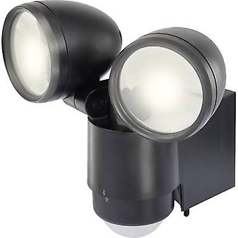 Renkforce Cadiz 1435592 LED outdoor floodlight (+ motion detector) 2 W Neutral white