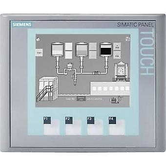 Siemens 6AV6647-0AA11-3AX0 SIMATIC KTP400 HMI Basic Panel opløsning 320 x 240 pix eller flere grænseflader 1 x RJ45 Ethernet til PROFINET-interface IP rating IP65 (på