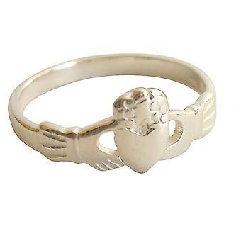 Gemshine  - Damen - Ring - 925 Silber - Claddagh