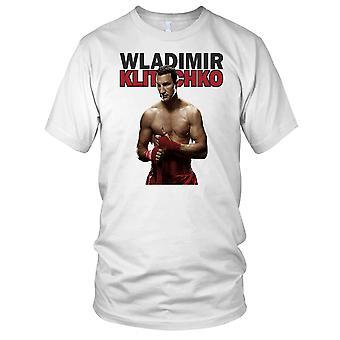 Wladimir Klitschko, boksen legende Mens T Shirt
