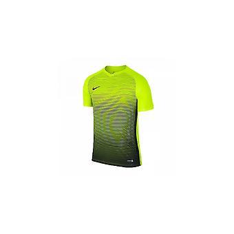 Nike seco año hombres de precisión IV todos 832975702 fútbol t-shirt