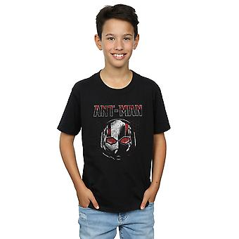 Marvel jongens Ant-Man en de Wasp Scott masker zeshoek T-Shirt