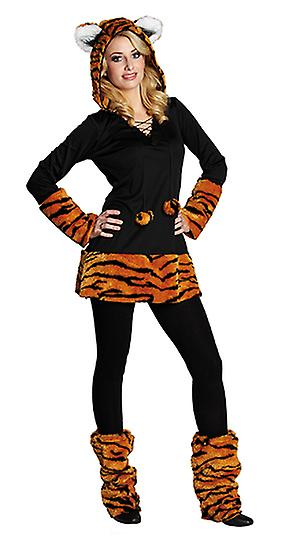 Tiger Tiger kostyme cat drakt for kvinner