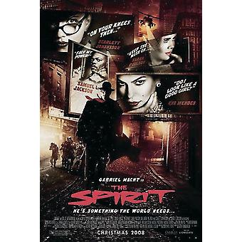 The spirit Gabriel power is the spirit he's something the world needs (main poster)