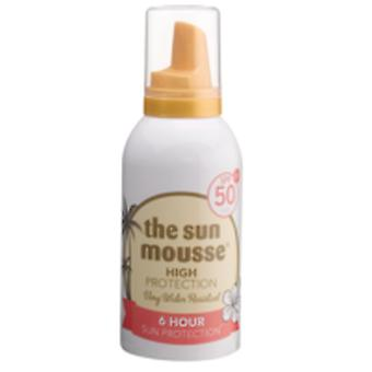 The Sun Mousse SPF50, up to 6 hours protection