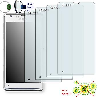 Sony Xperia SP display protector - Disagu ClearScreen protector