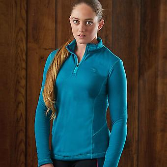 Dublin Womens Warmflow technische Top Baselayer compressie Armor thermische Skins