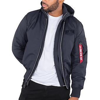 Alpha industries men's bomber jacket MA-1 D-TEC BN
