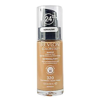 Revlon Colorstay Makeup Normal/tør hud-320 sand Beige 30 ml