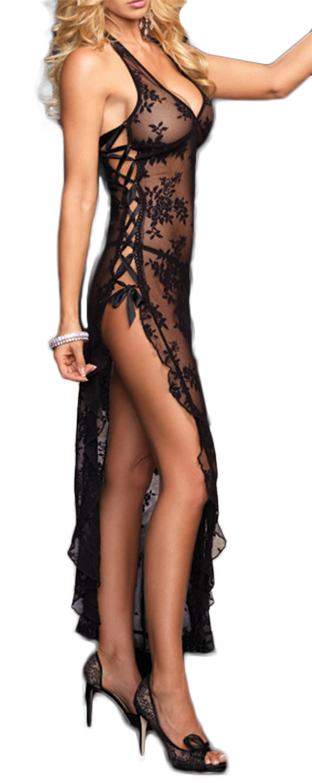 Waooh Dress Sexy Lace