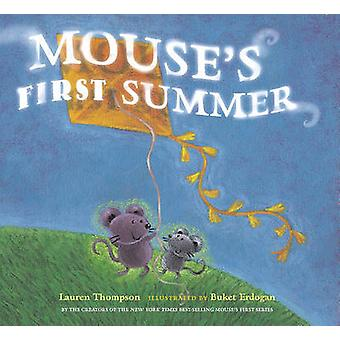 Mouses First Summer by Lauren Thompson - 9780689858352 Book