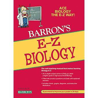 E-Z biologie (4e édition) par Gabrielle I. Edwards - Cynthia Pfirrmann