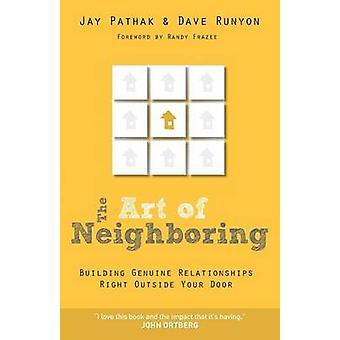 Kunst i nabolandet - små skridt til at opbygge ægte relationer