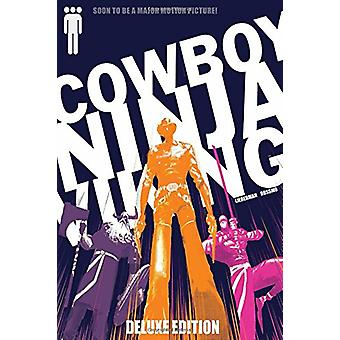 Cowboy Ninja Viking Deluxe TP by A. J. Lieberman - 9781534306448 Book