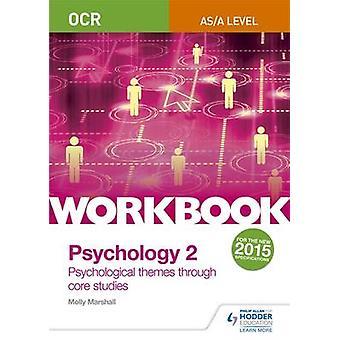 Psicologia di OCR per una cartella di lavoro di livello 2 - componente 2 - Core studi e