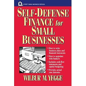 Self-Defense Finance: For Small Businesses (Wiley Small Business Editions)