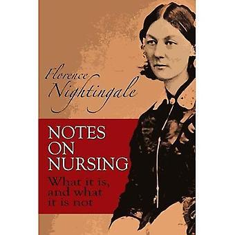 Noter om sygepleje: Hvad er det og hvad det ikke er