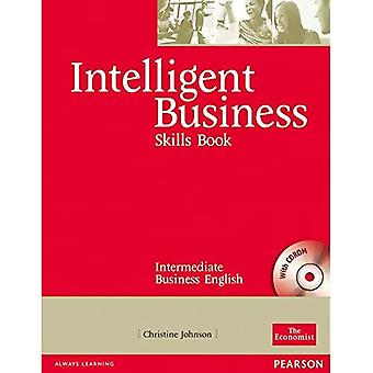 Intelligent Business: Intermediate Skills Book and CD-Rom Pack
