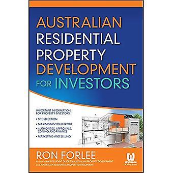 Australsk boligeiendom utvikling for investorer