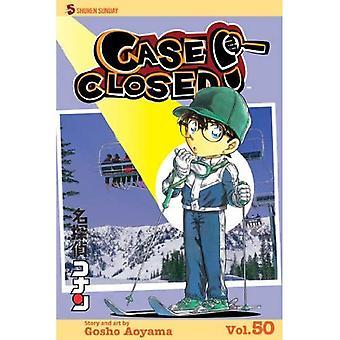 CASE CLOSED GN VOL 50
