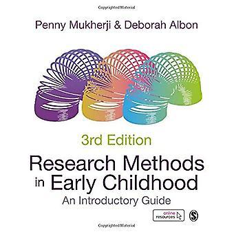 Méthodes de recherche dans la petite enfance: un Guide d'introduction