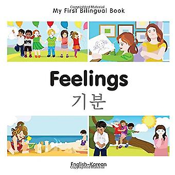 My First Bilingual Book - Feelings - Korean-English