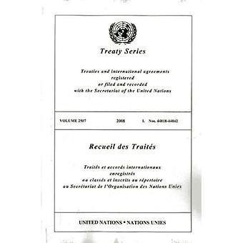 Fördragssamling: Volym 2507