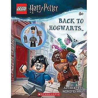 LEGO Harry Potter: Back to� Hogwarts Activity Book + minifigure (Lego Harry Potter)