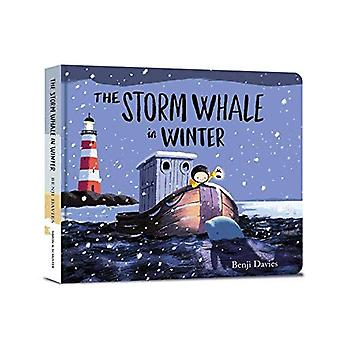 The Storm Whale in Winter [Board book]