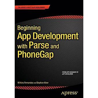 App-Entwicklung mit Analyse und PhoneGap von Fernandez & Wilkins zu Beginn