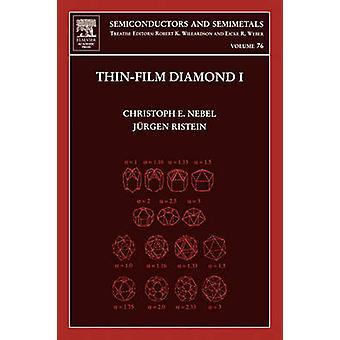 ThinFilm diamant jeg en del af halvledere og Semimetals serie af Nebel & Christopher