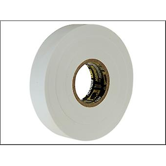 Everbuild elektrische Isolation Tape weiß 19 mm X 33 m