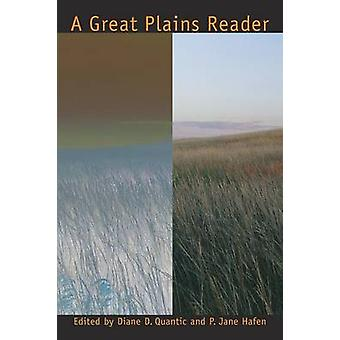 A Great Plains Reader by Quantic & Diane Dufva