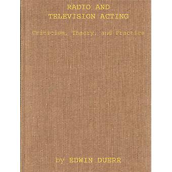 الإذاعة والتلفزيون بالنيابة انتقادات النظرية والممارسة من إدوين & دوير